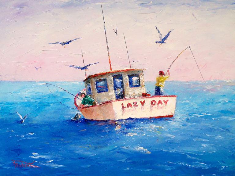 for Chesapeake bay fishing